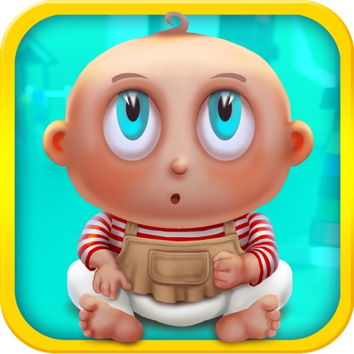 My Cute Little Baby Care Dress Up Club - The Virtual Happy World Of Babies Game Edition - Advert Free App iOS App