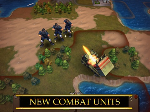 Screenshot #2 for Civilization Revolution 2