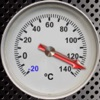 DIY Thermometer for direct environmental measurements