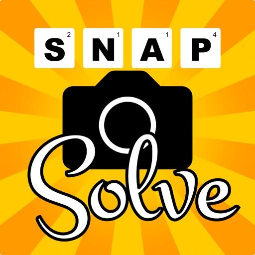 SnapSolve - helper for Ruzzle Adventure, Ruzzle and Boggle iOS App