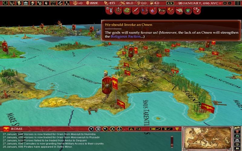 Europa Universalis Rome Gold On The Mac App Store - Eu rome map