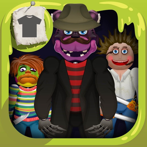 scary nights at monster salon halloween dress up games for kids free - Free Halloween Dress Up Games
