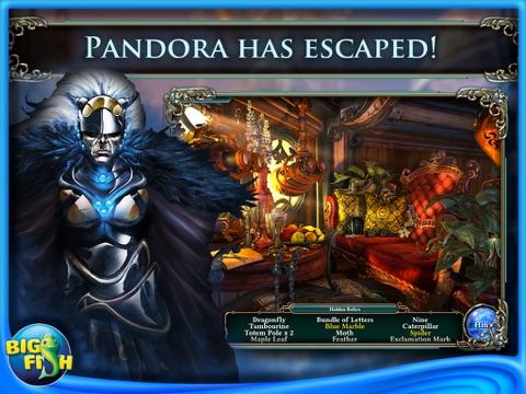 Empress of the Deep 3: Legacy of the Phoenix HD - A Hidden Object Adventure screenshot 2