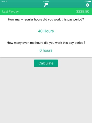 Payday Calculator On The App Store