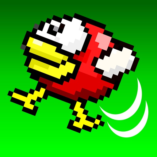 Flappy Flyer - Simple Casual Game iOS App