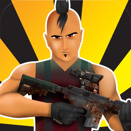 Awesome Zombie Gun Shooting Game For Boy-s Free iOS App