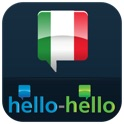 "Italian – Learn Italian (Hello-Hello) ""for iPhone"" icon"