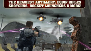 Screenshots of Frontline Commando for iPhone