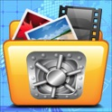 Personal Media Folders for iPhone - a secret folder for your videos and photos icon