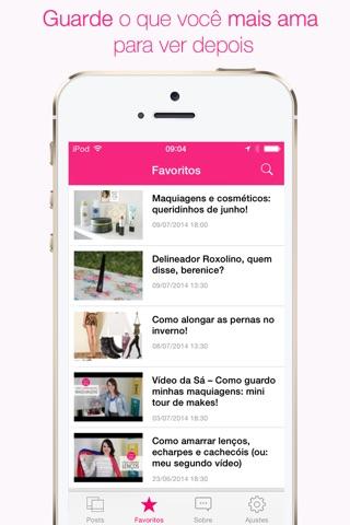 Coisas de Diva - Tudo sobre beleza, cosméticos, maquiagem, moda e outras coisinhas mais screenshot 3