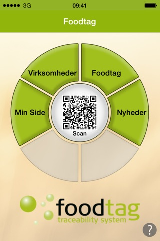 Foodtag screenshot 1