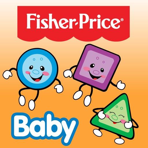 Fisher-Price フィッシャープライス  形と色のミュージックショー :赤ちゃんからの英語アプリケーション