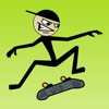 Stickman Skater HD