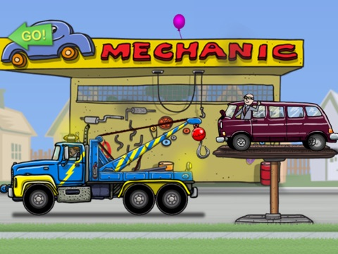 Tow Truck screenshot 4