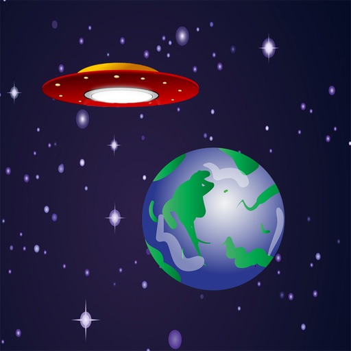 Alien Wave - Free kids game iOS App