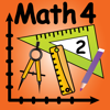4th Grade Math #2: Learn and Practice Quiz Worksheets for home use and in school classroom