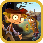 Hansel and Gretel - Epic Tales animated storybook icon