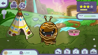 Screenshots of Monster Pet Shop for iPhone