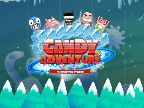 CandyAdventureHD Screenshot