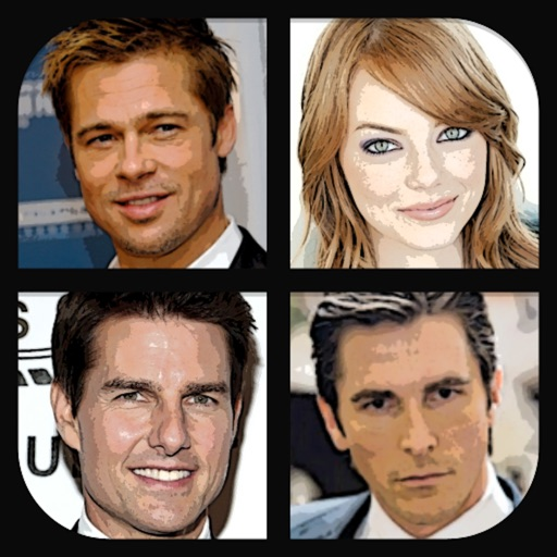 Actor Quiz - Name the movie star celebrity hollywood film quiz with famous people from cinema theater iOS App