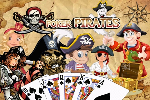 The Pirates Video Poker screenshot 1