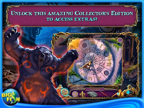 Mystery of the Ancients: Three Guardians HD - A Hidden Object Game App with Adventure, Puzzles & Hidden Objects for iPad screenshot 4