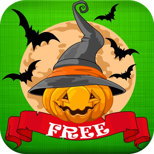 Happy Halloween Puzzle Game iOS App