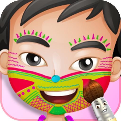 Baby Face Art - Paint Cute Baby's Face iOS App