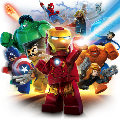 乐高漫威超级英雄 LEGO Marvel Super Heroes for Mac