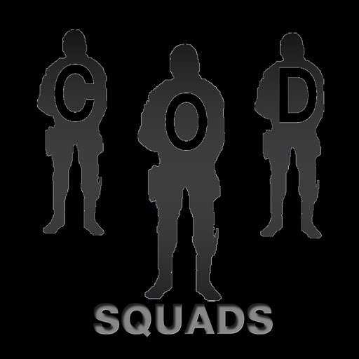 Ghost Squad - For COD Ghost - Unofficial
