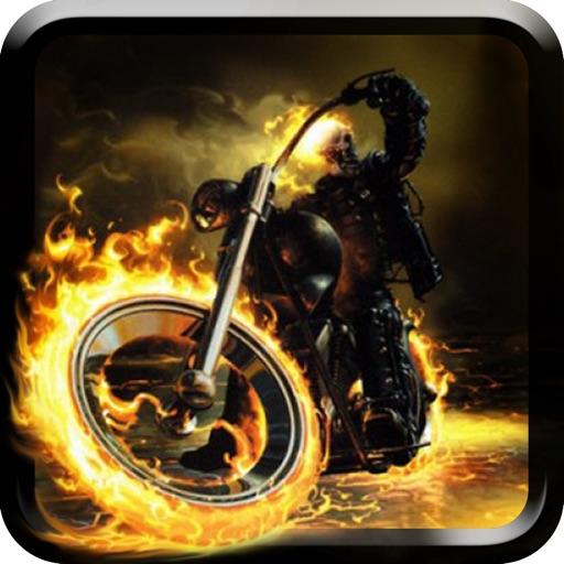 Evil Rider iOS App