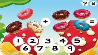 123 Actif! Jeu Pour Apprendre À Additionner Avec des Biscuits Pour Les EnfantsCapture d'écran de 5