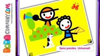 D5EN5: Les instruments - Un livre-jeu interactif pour les enfantsCapture d'écran de 4