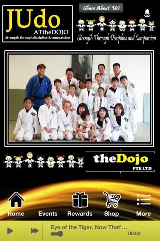 The Dojo screenshot 1