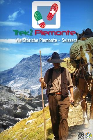 TREK2 PIEMONTE Vie Storiche Piemonte-Svizzera screenshot 1