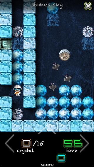 Кристальная шахта - Джонс в действии Screenshot
