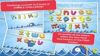 Alphabet Jumbledのおすすめ画像5