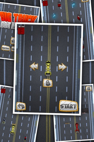 Big Truck Dot Mayhem-Gem City Racing Free by Appgevity LLC screenshot 2