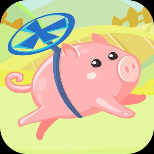 Flying Pig Adventure iOS App