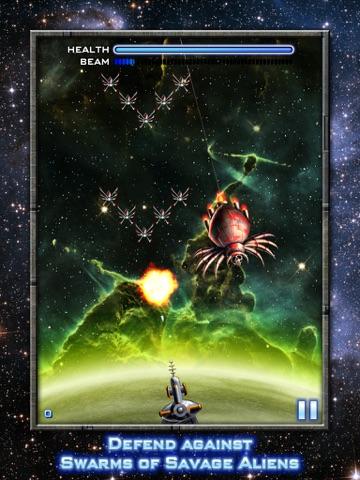 Screenshot #1 for Space Frak HD