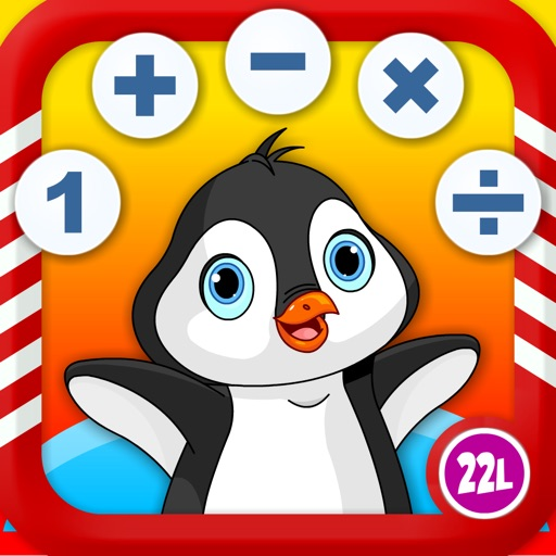 Adventure Basic School Math · Math Drills Challenge, Math Bingo, Catch Starfall and More - Learning Games (Numbers, Addition, Subtraction, Multiplication and Division) for Kids: Preschool, Kindergarten, Grade 1, 2, 3 and 4 by Abby Monkey® iOS App