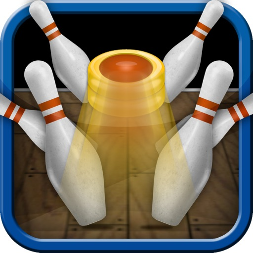 Knights of Bowling Alley Lite :人気のクールなボーリングゲーム - 子供のための最高の楽しみトップ10のピンボールゲーム - 病みつきと面白い3Dスポーツ無料アプリ - カジュアル多人数物理アプリ