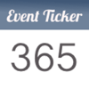 Event Ticker - Countdown to special days of your life