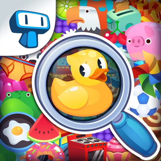 Lost & Found - Seek and Find Hidden Objects Puzzle Game iOS App