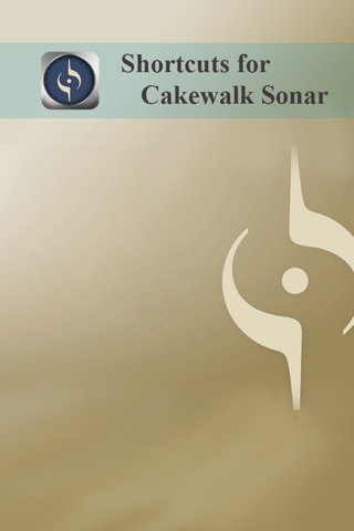 Shortcuts for Cakewalk Sonar screenshot 1