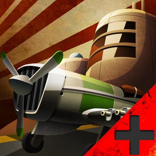Plane Wars Plus iOS App