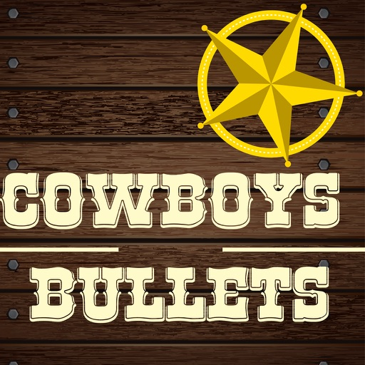 Cowboys Bullets - Flappy iOS App