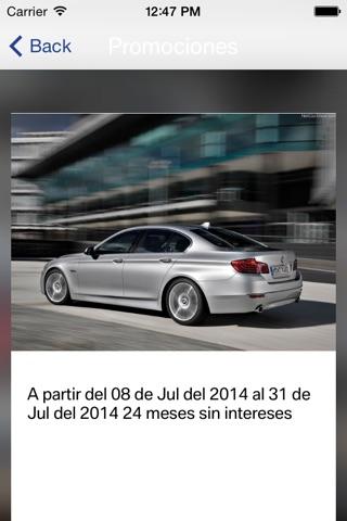 BMW Insurgentes screenshot 3