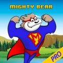 Mighty Bear PRO - the flying superhero with a flappy cloak