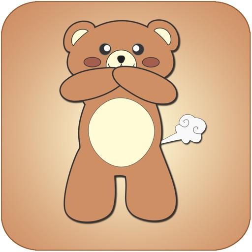 Singing Teddy Bear iOS App